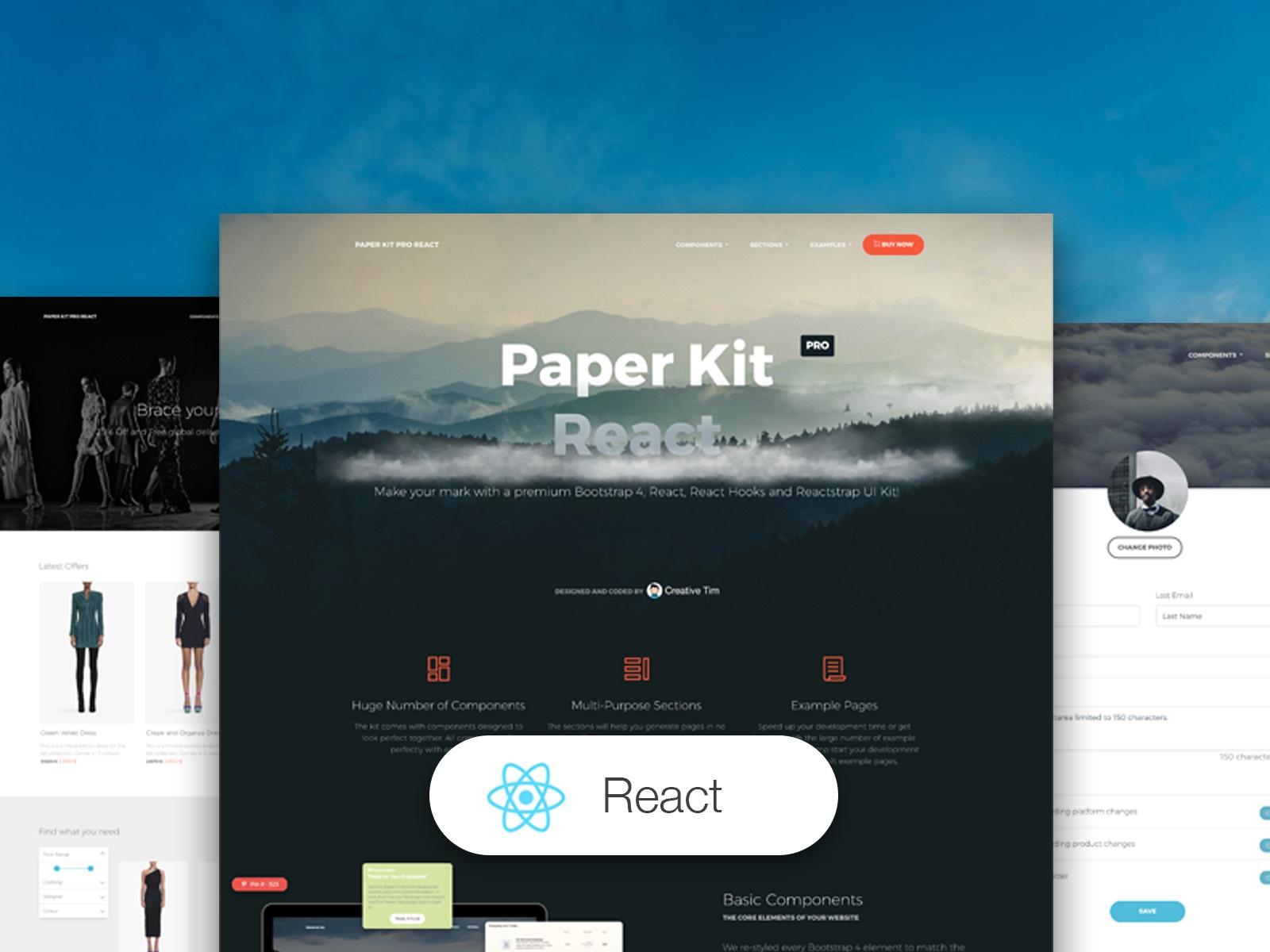 Creaiamo responsive SPA portali con React