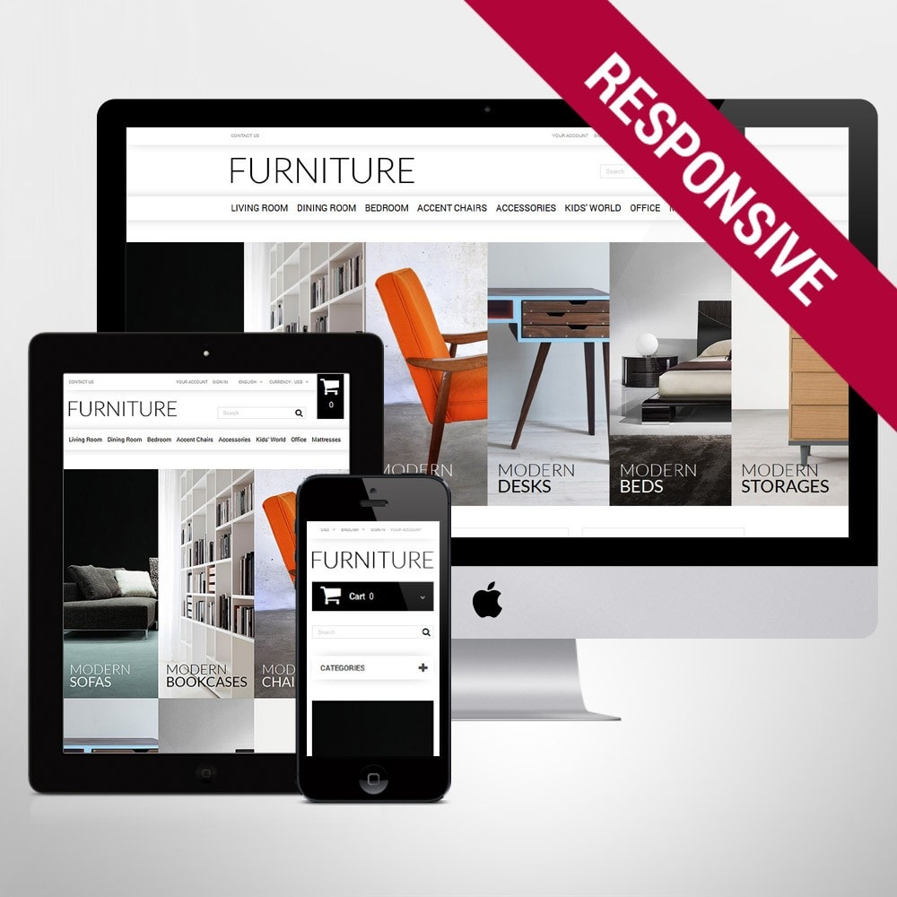 Magento per creazione responsive di e-commerce