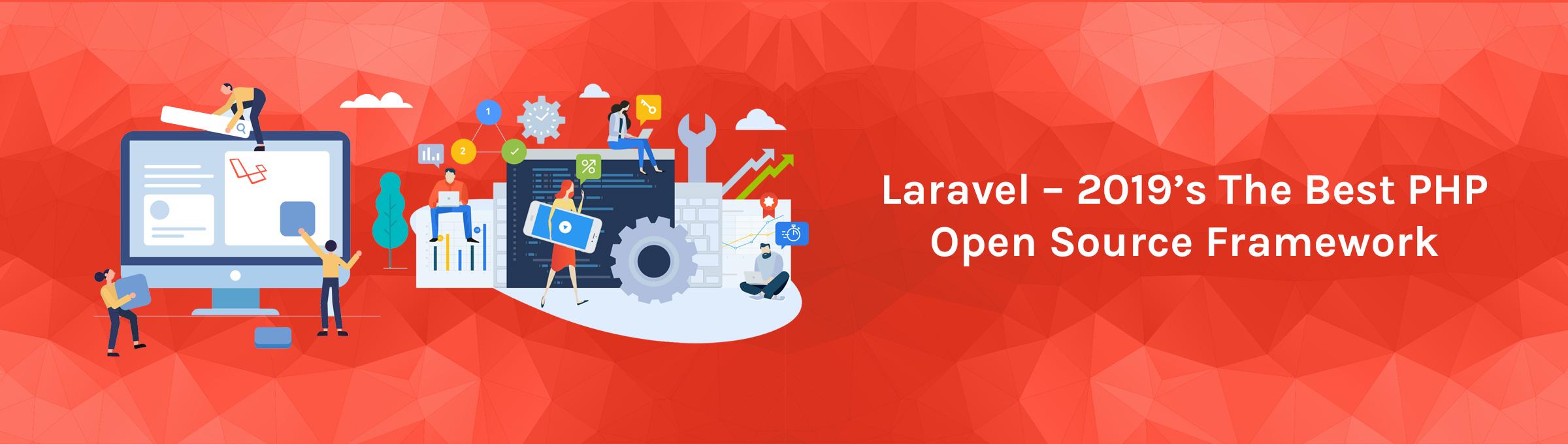 Realizziamo portali Web con Laravel the best php framework