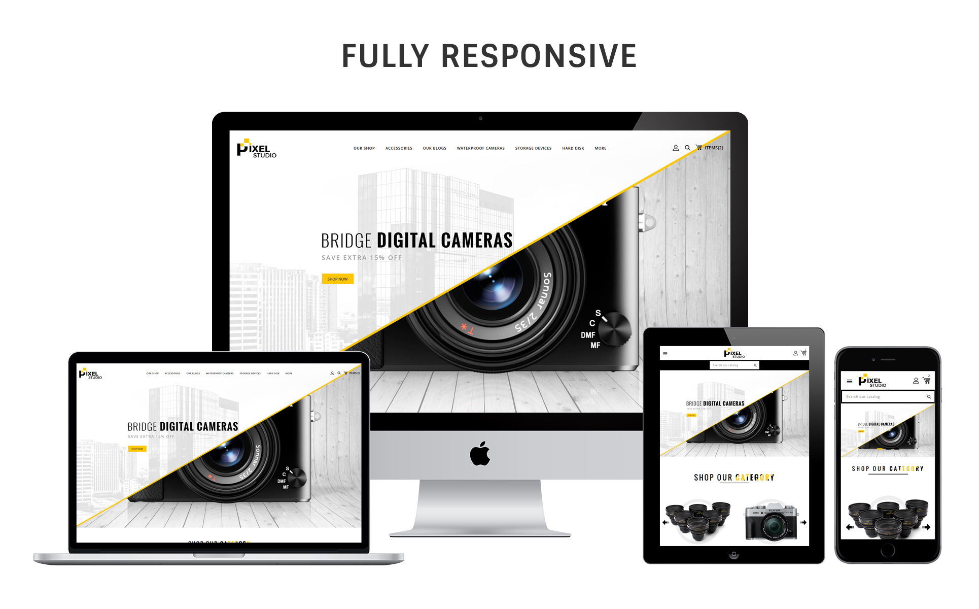 Wooecommerce creazione responsive di e-commerce